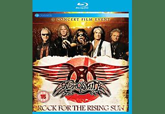 Aerosmith - Rock For The Rising Sun-Live From Japan (Bluray) - (Blu-ray)