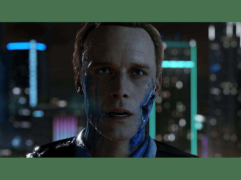 Detroit: Become Human (PlayStation 4) - MediaMarkt Magyarország