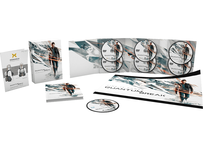 Quantum Break: Timeless Collector's Edition - MediaMarkt Magyarország