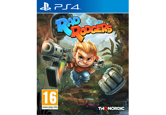 Rad Rodgers - PS4 | PlayStation 4