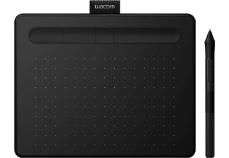 Wacom Intuos S 2540lpi 152 x 95mm USB Zwart grafische tablet