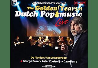 Johan/various Arti Derksen - Golden Years of Dutch Pop Music Live | CD