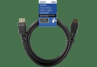 SPEEDLINK SL-450101-BK-150 HDMI-kabel