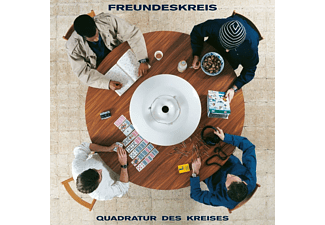 Freundeskreis - Quadratur Des Kreises - (LP + Bonus-CD)