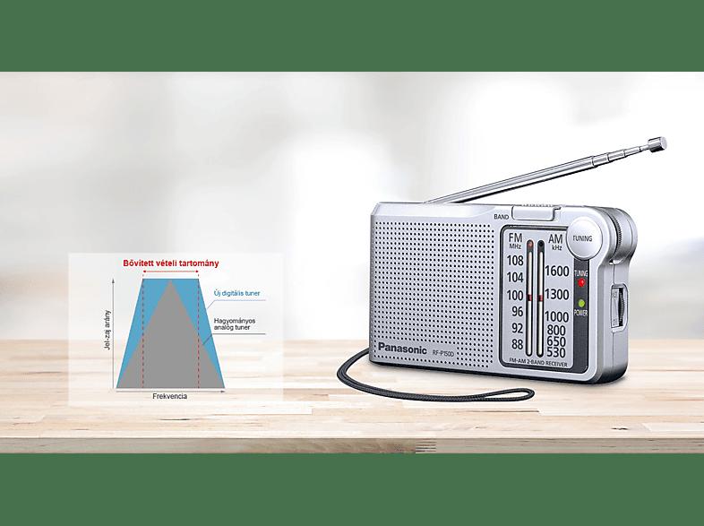 PANASONIC RF-P150DEG-S rádió