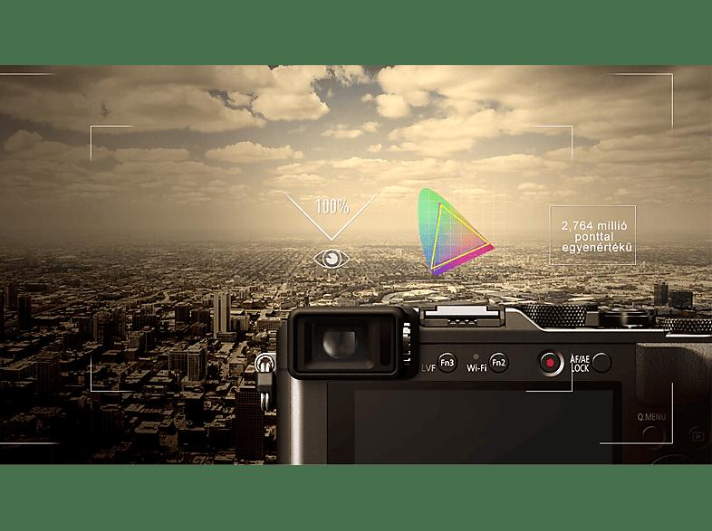 Panasonic fényképezőgép dmc-lx-100