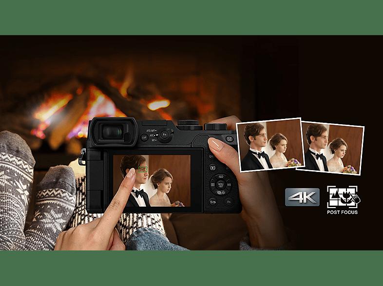 Panasonic fényképezőgép Lumix DMC-G7K