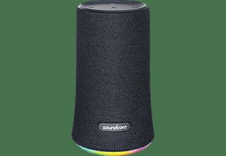 ANKER Soundcore Flare+, Bluetooth Lautsprecher, Wasserfest, Schwarz
