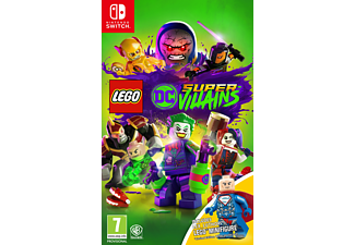 Lego DC Supervillains + Toy, (Nintendo Switch). SWITCH