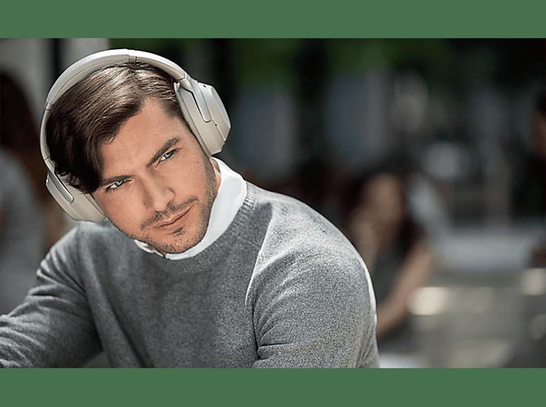 SONY WH 1000 XM3B Bluetooth fejhallgató, fekete