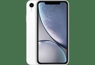 APPLE iPhone XR, Smartphone, 64 GB, White, Dual SIM