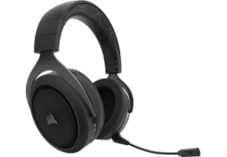 Corsair HS70 Wireless Gaming Headset (Zwart)