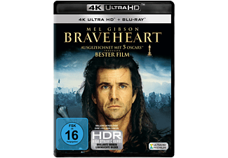 Braveheart - (4K Ultra HD Blu-ray + Blu-ray)