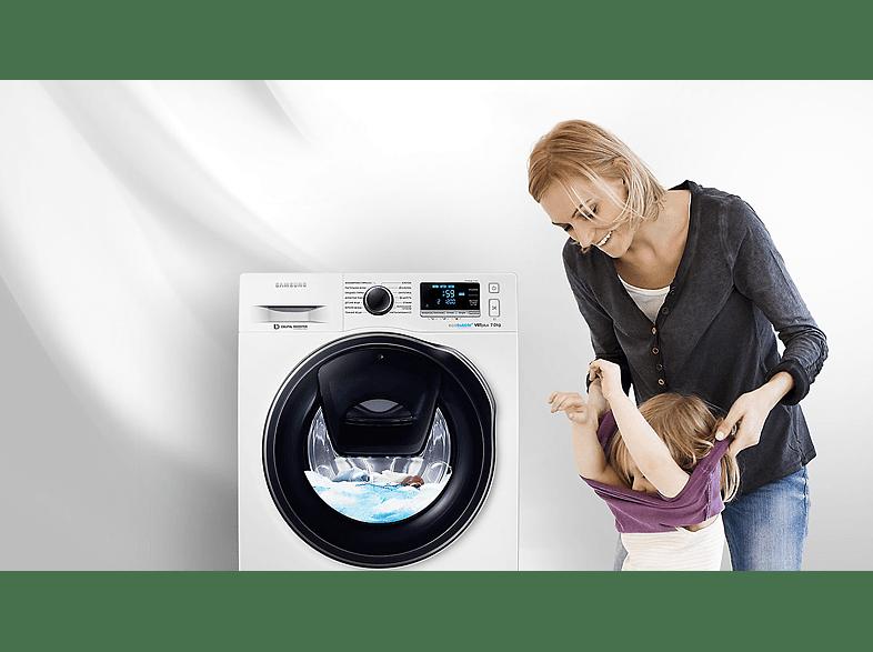 Samsung mosógép Add Wash