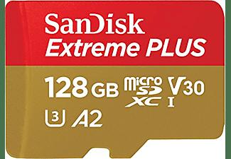 SANDISK Extreme Plus MicroSDHC 128GB 170MB/s