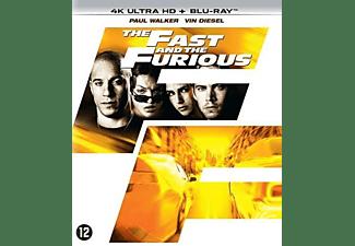 Fast & Furious, (Blu-Ray 4K Ultra HD). BRUHD