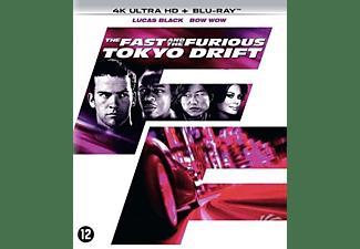 Fast and the furious Tokyo drift, (Blu-Ray 4K Ultra HD). BRUHD
