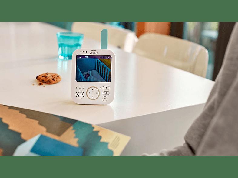 Philips Avent Digitális baba monitor videofunkcióval
