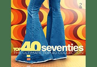 VARIOUS - TOP 40 - SEVENTIES