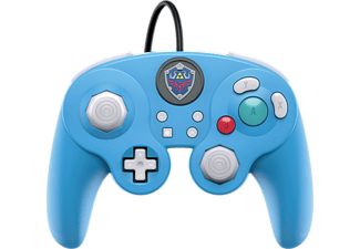 PDP Gamecube Style Wired Fight Pad Pro Link