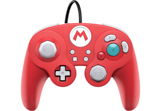 PDP Gamecube Style Wired Fight Pad Pro Mario