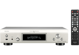 Denon: DNP-800NE Muziek Streamer Zilver