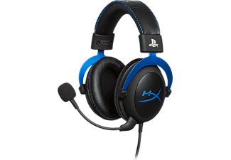 HyperX Cloud Blue gaming-headset (ruisonderdrukking)
