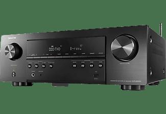 DENON Denon AVR-S650H zwart 5.2-kanaals AV-receiver met 135 W per kanaal en HEOS multiroom