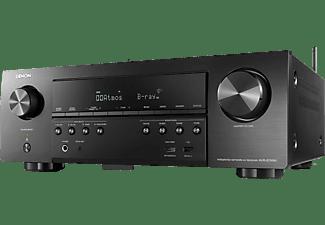 DENON Denon AVR-S750H zwart 7.2-kanaals AV-receiver met 140 W per kanaals en HEOS multiroom