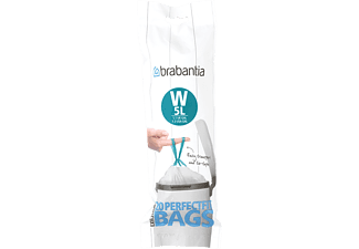 BRABANTIA PerfectFit vuilniszakken 5 L (Type W)