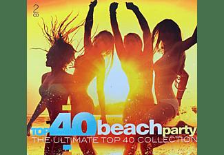 VARIOUS - TOP 40 - BEACH PARTY | CD