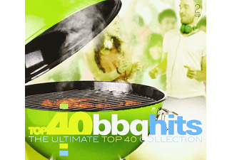 VARIOUS - TOP 40 - BBQ HITS | CD