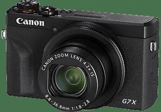 Canon PowerShot G7 X Mark III-compactcamera zwart