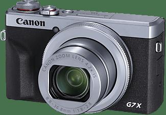 Canon PowerShot G7 X Mark III-compactcamera zilver