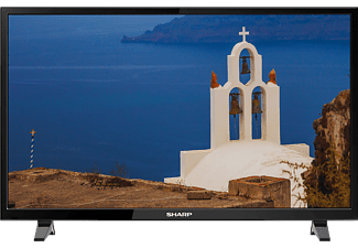 Sharp Aquos LC-32HI3012E LED TV 81,3 cm (32'') HD Smart TV Zwart