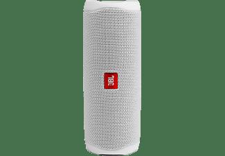JBL Flip 5 Bluetooth luidspreker Waterdicht Wit
