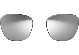 Bose Frame Alto audiozonnebril lenzen (Zilver gepolariseerd)