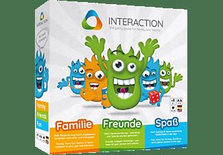 RUDY GAMES Interaction Gesellschaftsspiel, Mehrfarbig