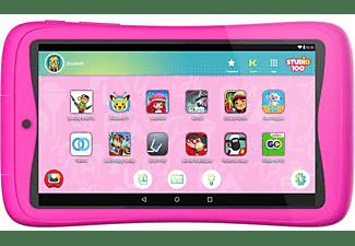 Kurio Tab Connect Studio 100 roze 7 inch 16 GB