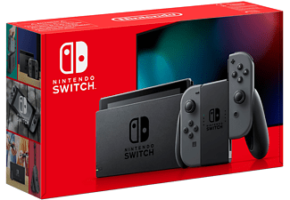 Nintendo Switch (grijs)