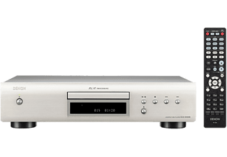Denon cd speler DCD-600NE zilver