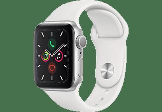 Apple Watch Series 5 40mm smartwatch zilver