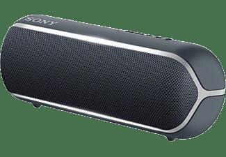 Sony SRS-XB22 Bluetooth luidspreker AUX, Outdoor, stofdicht, watervast Zwart