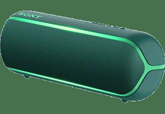 Sony SRS-XB22 Bluetooth luidspreker AUX, Outdoor, stofdicht, watervast Groen