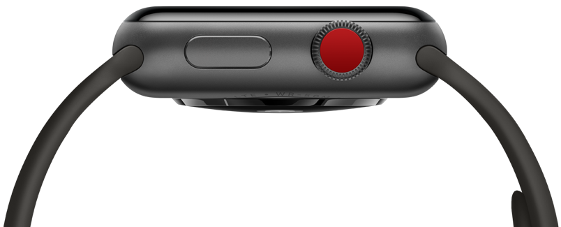 Köp Apple Watch Series 3 (GPS + Cellular) på www.mediamarkt.se