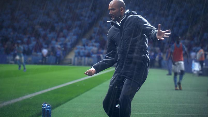 FIFA 19 Dynamisk taktik