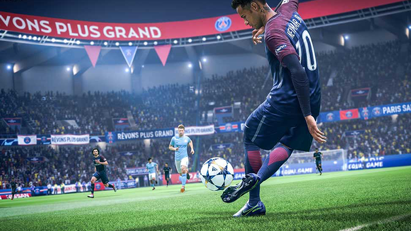 FIFA 19 Aktiv Touch