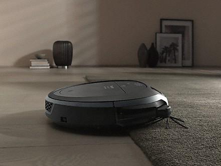 Köra upp på matta