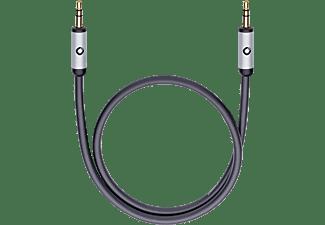OEHLBACH 60013 I-Connect Audio Kabel Schwarz