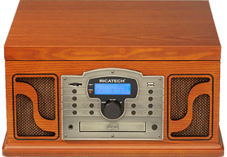 RICATECH RMC250 Kompaktanlage (Nein, Holz)